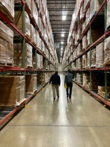 Midwest Warehouse WMS Implementation