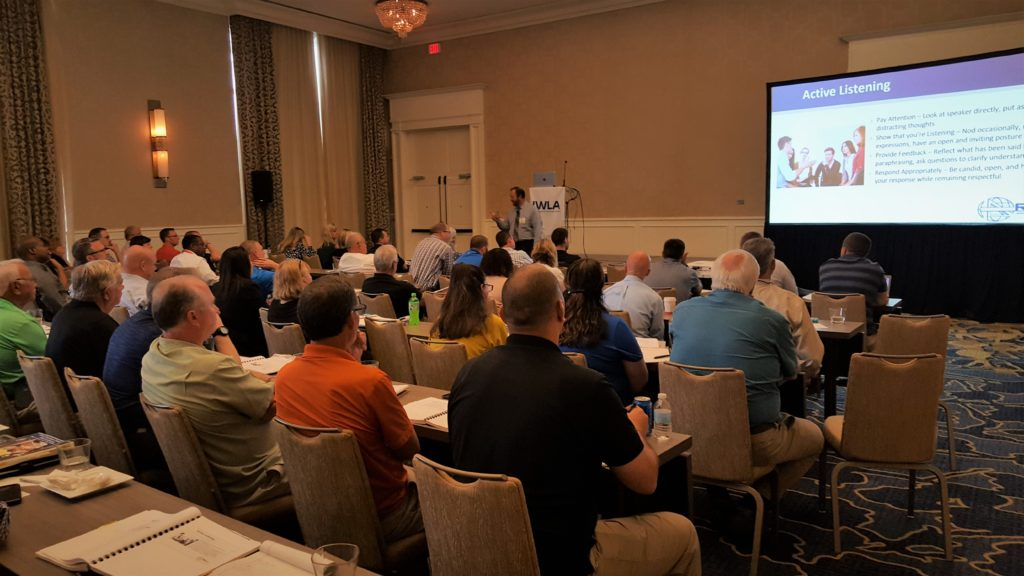 IWLA Technology & Operations Solutions for Warehousing Conference